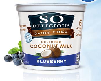 So Delicious Coconut products