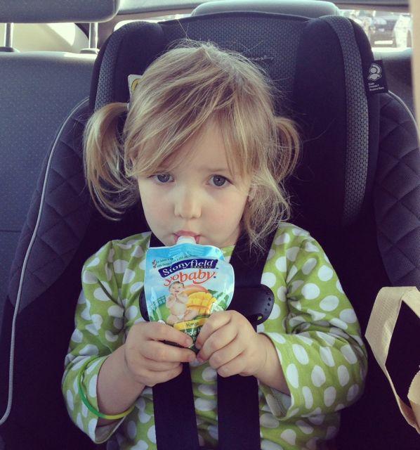 yogurt pouches