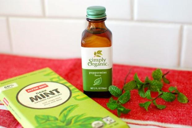 healthy shamrock shake