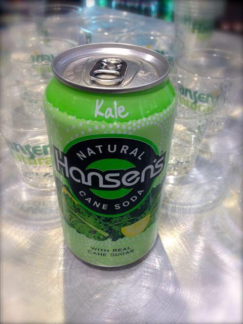 kale soda