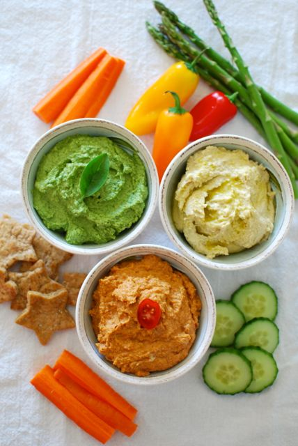 easy hummus recipe