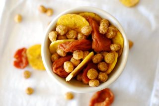 homemade trail mix