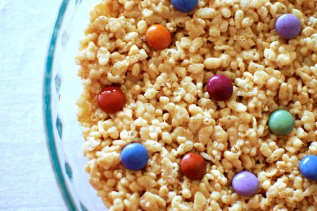 rice krispie treats recipe