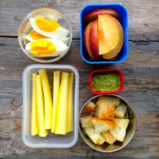 healthy school lunch ideas