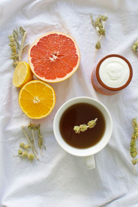 foods that help fight cold and flu