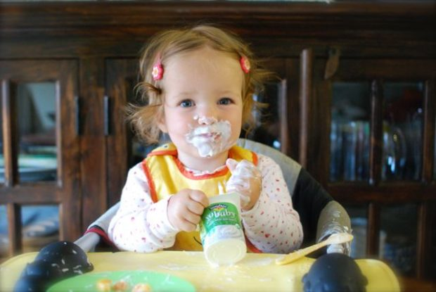 yogurt for babies
