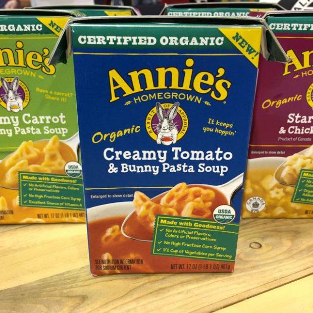 annie's soup