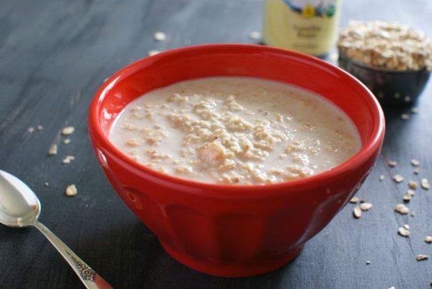 vanilla overnight oats