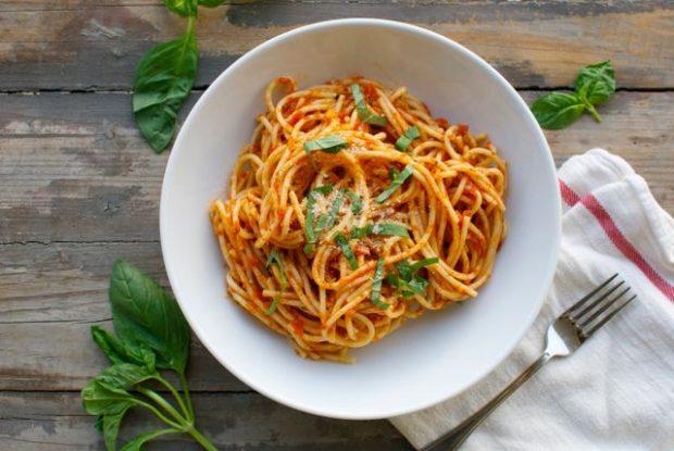 no cook pasta sauce