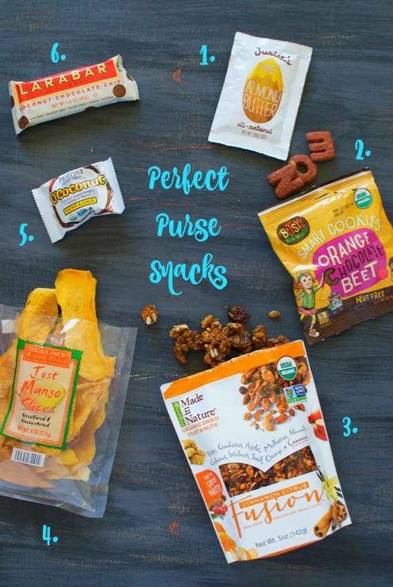 The Perfect Healthy Snacks for Your Purse