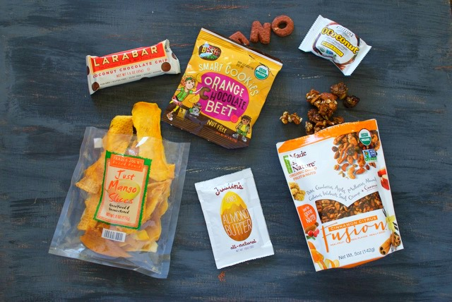 Hungry on the run? 6 Perfect Snacks for your Purse