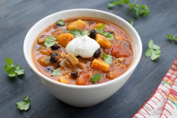 squash chili