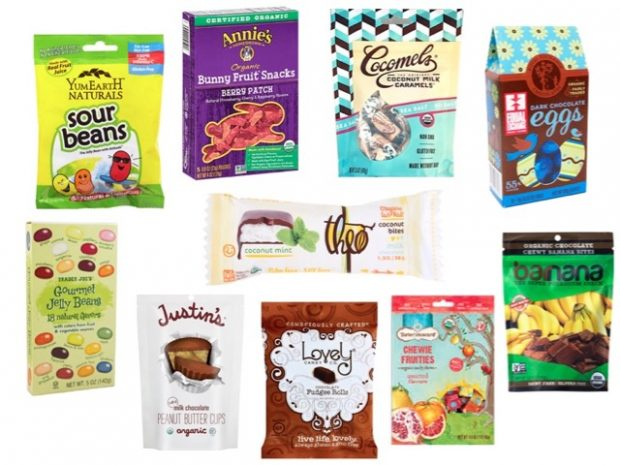 natural candy options for easter