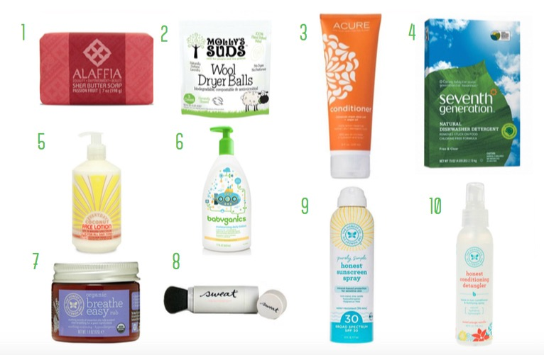 affordable non-toxic products that really work