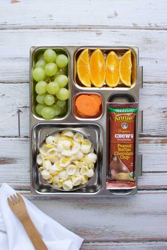 easy school lunch foods