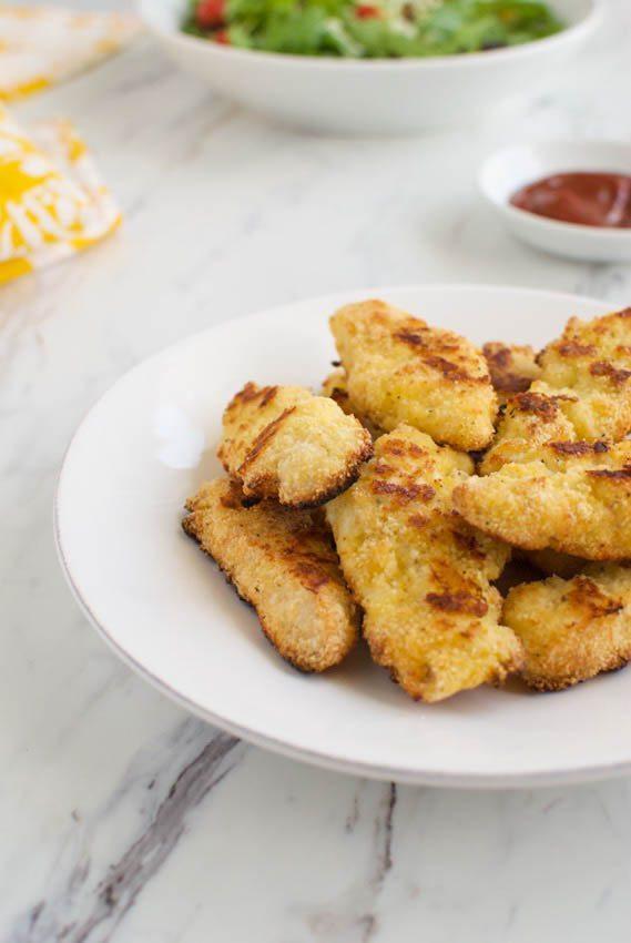 grain free chicken tenders