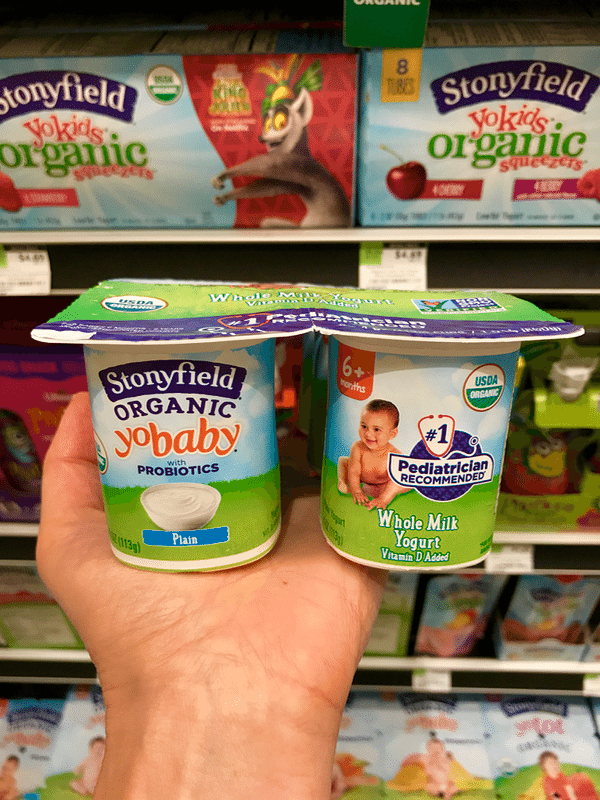 best yogurt for kids