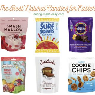 The Best Natural and Organic Easter Candy