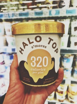 Why Halo Top should have no Halo